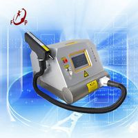 Super ND Yag Laser Tattoo Removal Machine