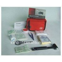 car first aid kit for promotional premium travel