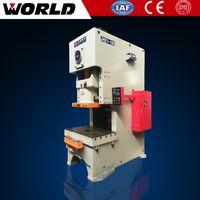 JH21 C frame mechancial power press machine