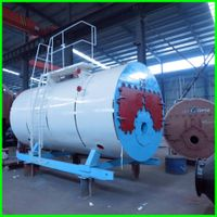High quality safety steam boiler, stable and secure for sale thumbnail image
