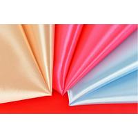SATIN/PONGEE/TAFFETA/TWILL/SILVE PU/PVC coated fabric for luggages/bags