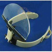 Simple Hands Free Head magnifier