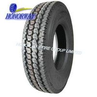 Chinese truck tyre, TBR, truck tire (11R22.5 11R24.5 295/75R22.5 285/75R24.5) thumbnail image