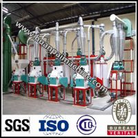 Hot sale wheat flour making machinery thumbnail image