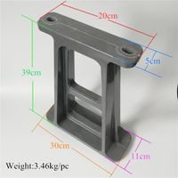 Fiberglass Support Stand, FRP GRP Insulating Support thumbnail image