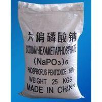 68% technical grade sodium hexametaphosphate
