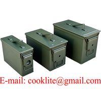 Metal Ammo Box Ammunition Can / Military Ammo Can Ammunition Box