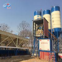 HZS50 Concrete Batching Plant thumbnail image