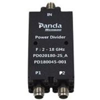 2-18 GHz 2-way Power Dividers thumbnail image