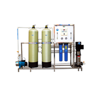 250LPH Water Treatment Plant/System