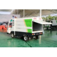 Electric Refuse Collection Truck [FREE FREIGHT WORLDWIDE] thumbnail image