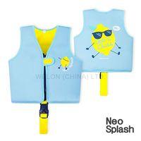 Kids Neoprene Swim Vest