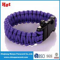 survival bracelet strap instructions