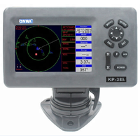 KP-38A ONWA 5-inch marine GPS Chart Plotter with built-in AIS Transponder
