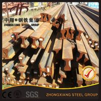 wholesale 38kg/m heavy steel rails