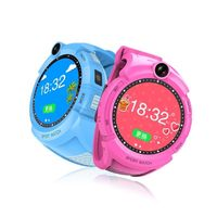 Kids Smart Watches with Camera GPS Location Child Touch Screen Waterproof Anti-Lost