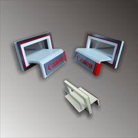 modern Camera display canbinet shelf