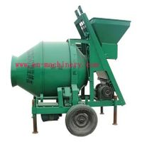 Hot Sale with Drum 350L Concrete Mixer (JZC350)