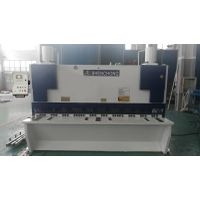 Hydraulic CNC High precision guillotine shear machine 6mmx3100mm for metal fabrication