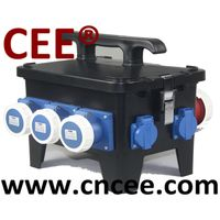 CEE mobile Industrial distribution box