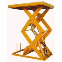 Hydraulci Automatic Double Scissor Car Lifting  Table