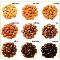 Arabic coffee bean , Black coffee bean ,Whitecoffee bean ,Browncoffee bean ,Green coffee bean
