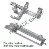 zinc die casting part