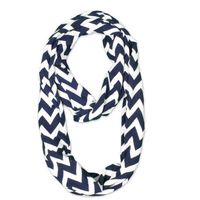 2014 Factory Price Fashion Chevron Infinity Scarf thumbnail image