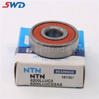 NTN Deep Groove Ball Bearing 6000