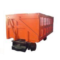 China Coal 600mm gauge tipping bucket mine car