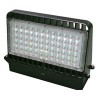 120W Outdoor IP65 LED wall pack Light fixture thumbnail image