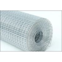 Welded Steel Wire Mesh, Galvanized, Plastic Coated thumbnail image