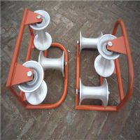 Electric cable pulling toll pulley rope roller/door roller pulley thumbnail image
