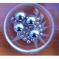 AISI316 AISI316L stainless steel ball 12.7mm
