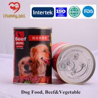 Company-wide Quality Assuranced Pet Food