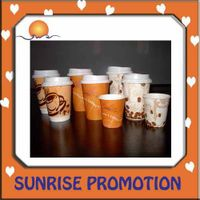 4/8/12/16oz double wall paper cup