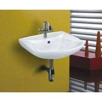 wall-hung basin
