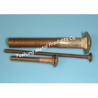 C65100 C65500 Silicon bronze carriage bolts thumbnail image
