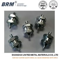Cold heading and Machining 11MnPb30 valve for automotive parts