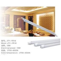 T8 18W 1.2m  led pc Aluminum tube led flourscent lamp  led bulbs