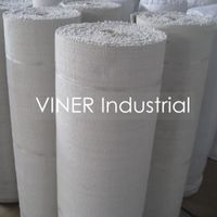 1430C Steel Wire Reinforced Ceramic Fiber Cloth