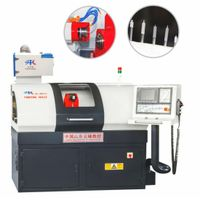 FOUR AXIS CNC GRINDING MACHINE FOR ENGRAVING TOOL OF TIRE MOLD