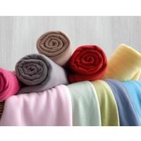 100% Polyester Polar Fleece Printed Blanket thumbnail image