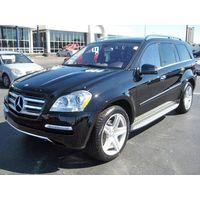 2012 Mercedes-Benz GL550 thumbnail image