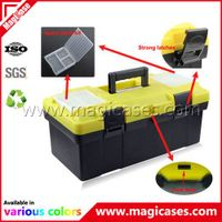 Guangzhou factory tool case,Engineering PP plastic waterproof tool boxes (MCT14)