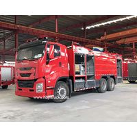 Isuzu Fire Truck For Sale