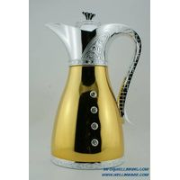 Arabic coffee pot (KW507-G-S)