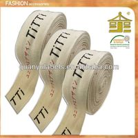 custom printed ribbon from direct factory