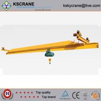 High Quality Single Girder Overhead Travelling Crane thumbnail image