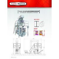 THVI-2030PM Automatic Weighing Packing Machine